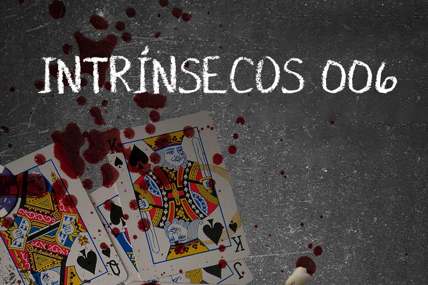Março aterrorizante: confira todas as pistas da caixinha 006 do intrínsecos