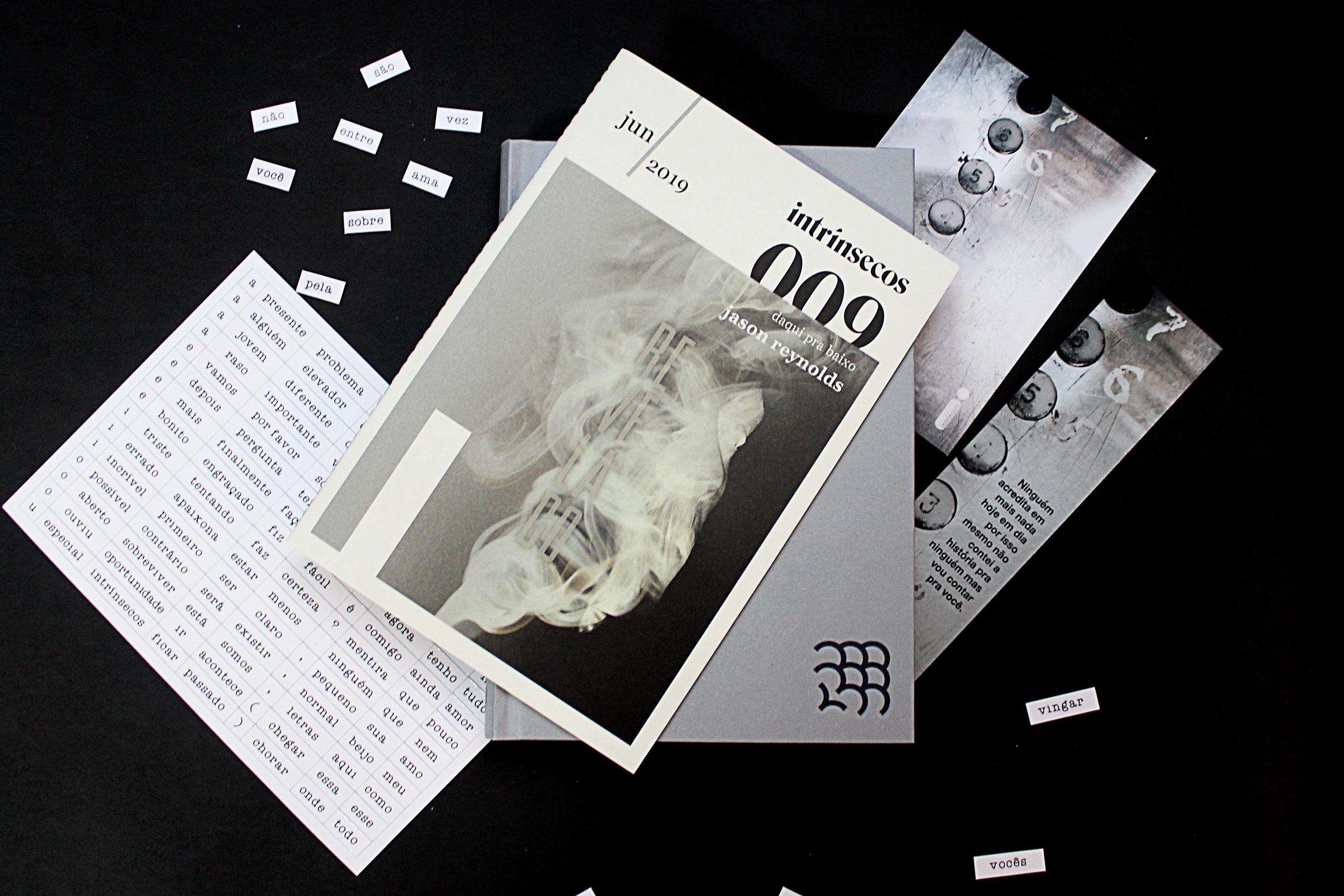 Bastidores 009: Poesia e consciência social no livro de junho do intrínsecos