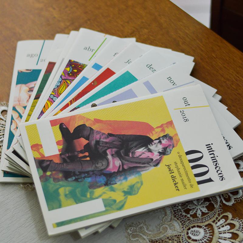 revistas do clube do livro
