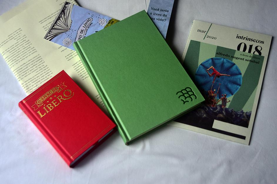 Você leria o livro da sua vida? Confira a caixa de março do intrínsecos